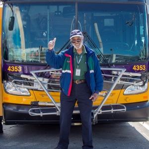 James Turner King County Metro Transit Operator of the Year